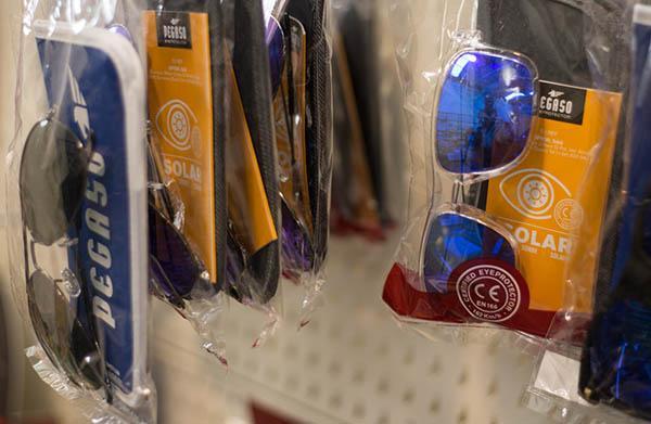 Protección Laboral - Gafas